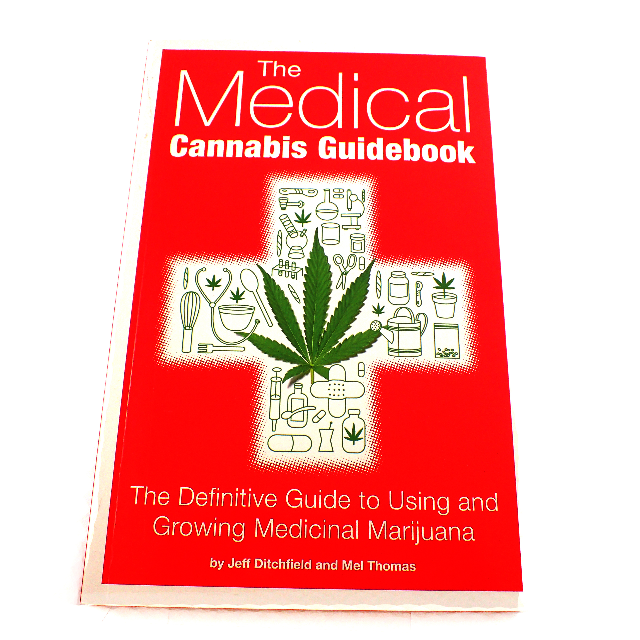 the medical marijuana guidebook| cannabisstores