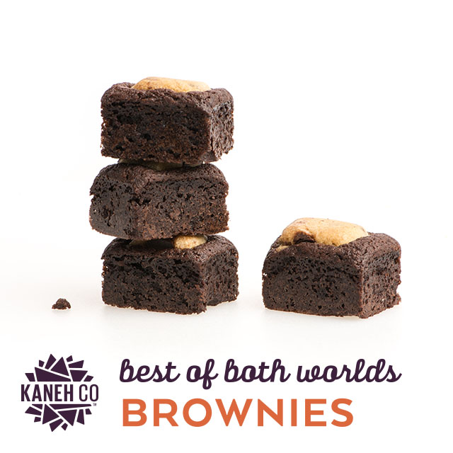BEST OF BOTH WORLDS BROWNIES| cannabisstores
