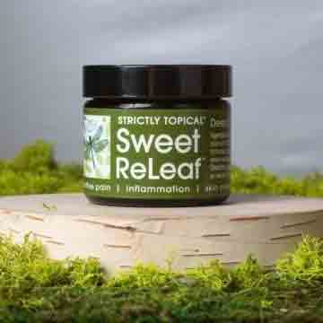 Sweet Releaf Extra Strength (1 Oz)| cannabisstores