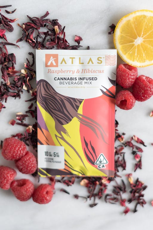 Raspberry & Hibiscus Beverage Mix| cannabisstores