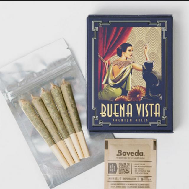 INDICA HANDROLLS 5PK WIFI OG | cannabisstores