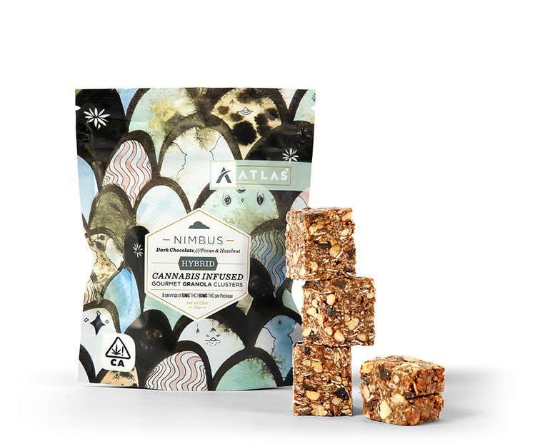 NIMBUS - Dark Chocolate Pecan & Hazelnut 80mg| cannabisstores