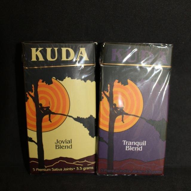 Blend 5 Pack Preroll - KUDA| cannabisstores
