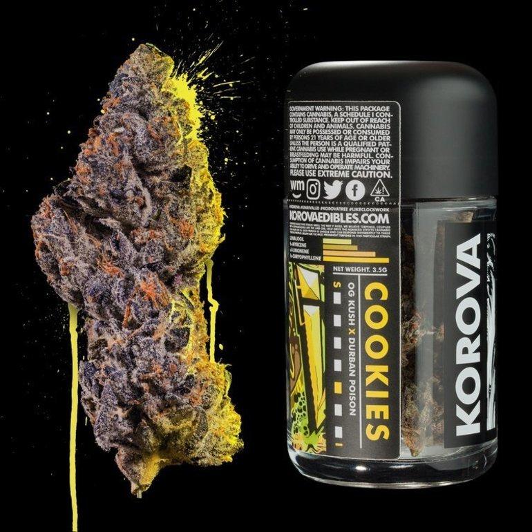 Korova - Cookies, 3.5g| cannabisstores