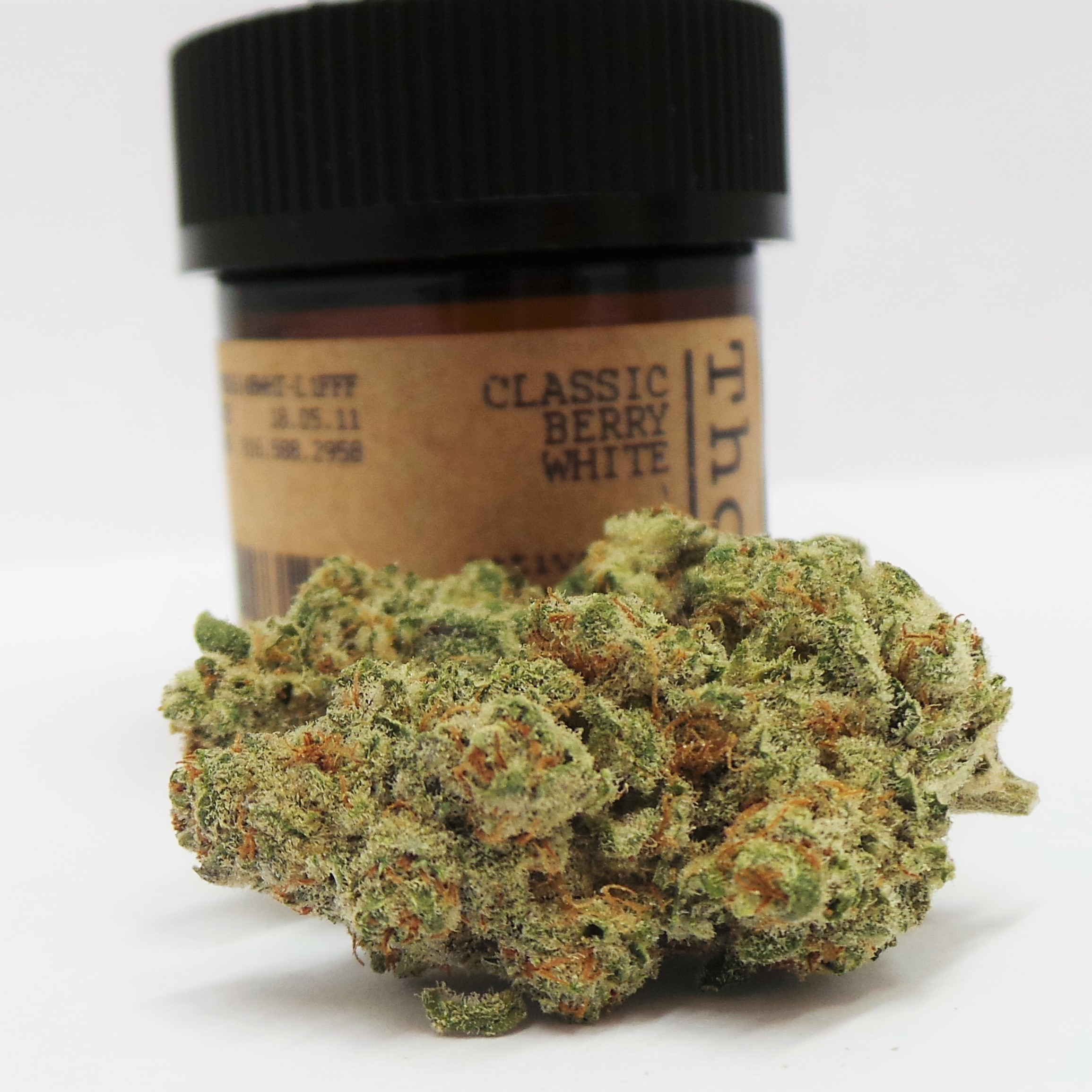 Classic Berry White| cannabisstores