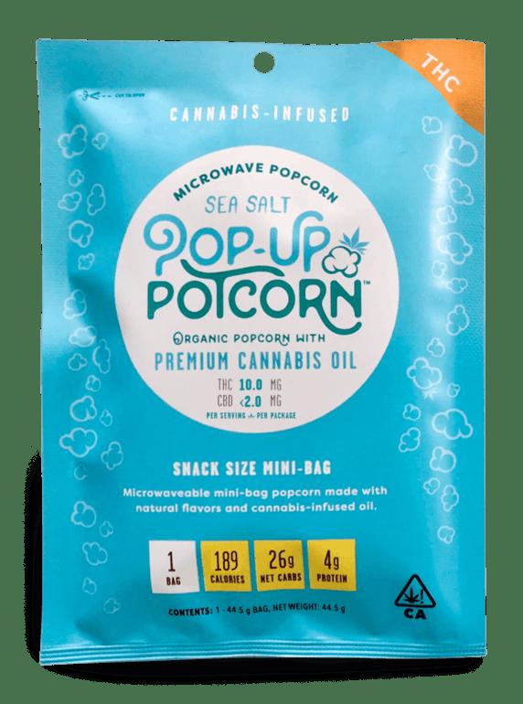 THC Potcorn by Pop-Up Potcorn  cannabisstores