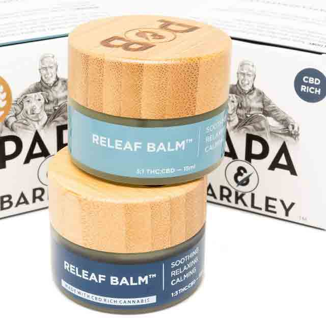 CBD RELEAF BALM 1:3 50ML| cannabisstores