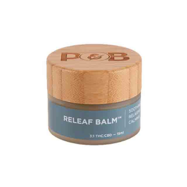 50ML 3:1 CBD RELEAF BALM| cannabisstores