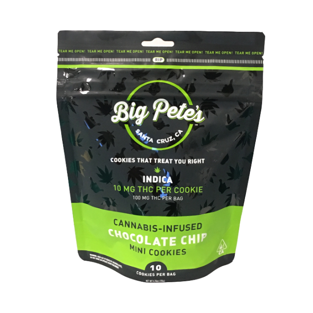CHOCOLATE CHIP INDICA 10-PACK| cannabisstores