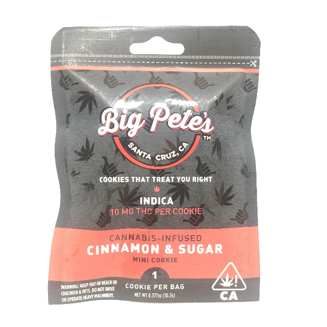 10MG CINNAMON SUGAR COOKIE| cannabisstores