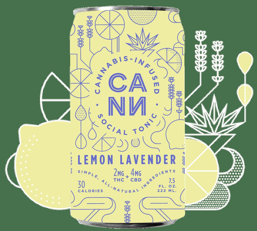 Lemon Lavender  cannabisstores