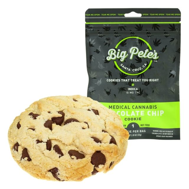 Big Pete's Single Cookie - BIG PETE'S| cannabisstores