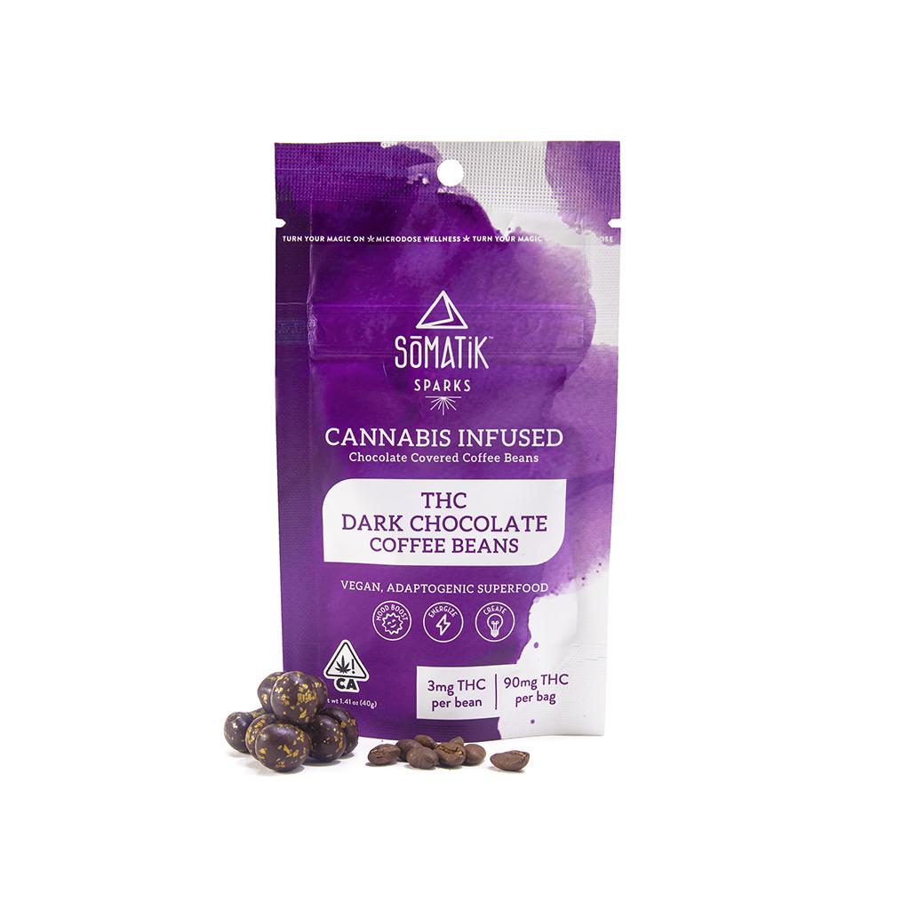 THC Coffee Bean Sparks| cannabisstores