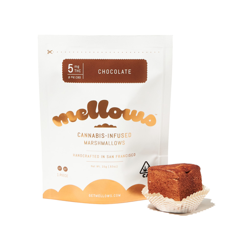 Chocolate Marshmallow - 5mg (Single)| cannabisstores