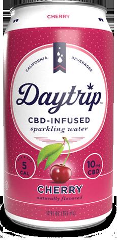 Cherry Sparkling Water  cannabisstores
