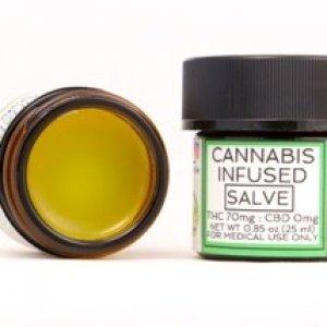 Clarified THC Salve