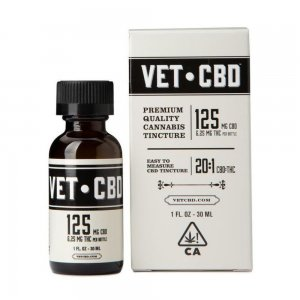 CBD Pet Tincture [1oz] (125mg)