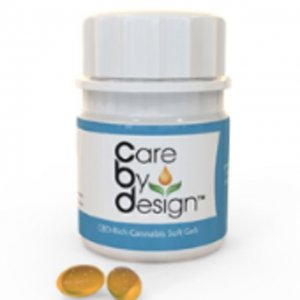 CBD Capsule 18:1 - Care By Design