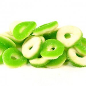 Apple Rings Gummy (H) 100mg - FlavRX