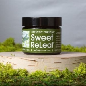 Sweet Releaf Extra Strength (1 Oz)