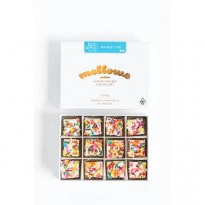 Birthday Cake Marshmallows - 60mg (12 pack)