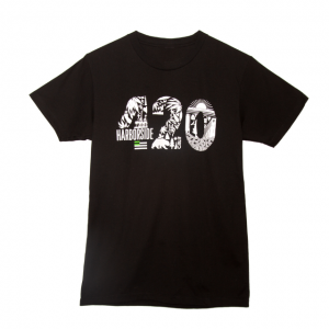 420 T-SHIRT MEN'S MED