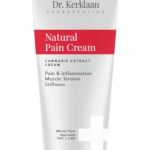 Natural Pain Cream - Dr. Kerklaan Therapeutics