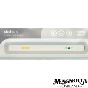 HONEY CITRUS CBD 4:1 CARTRIDGE