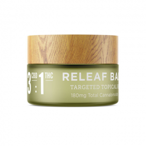 3:1 THC:CBD RELEAF BALM 50 ML