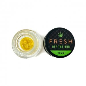 Live Resin Sauces - Fresh Off The Bud