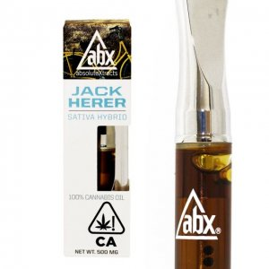 ABX Cartridge 0.5Gram - Absolute Extracts