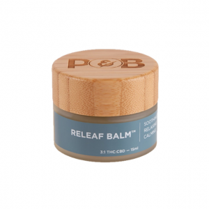 15ML 3:1 THC:CBD RELEAF BALM