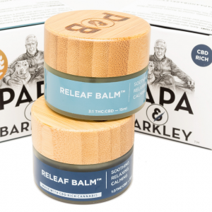 CBD RELEAF BALM 1:3 50ML