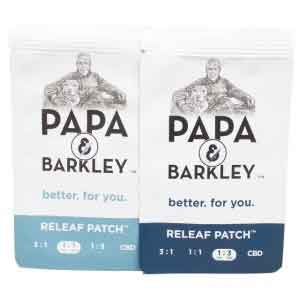 RELEAF PATCH CBD