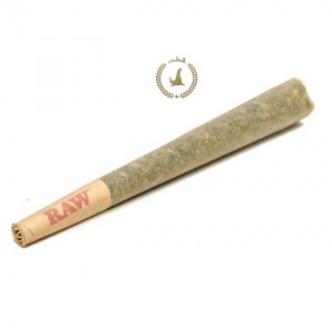 Red Congolese Pre-Roll