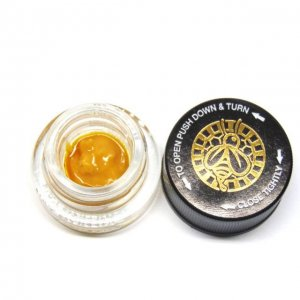 Alien Berry Live Resin Budder 1.0g - Beezle Extracts